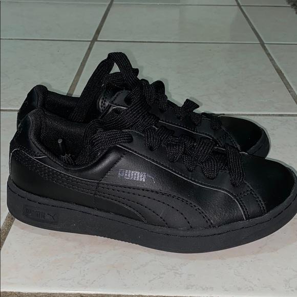 Puma Shoes | Kids Size 4 All Black